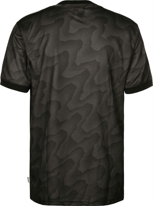 adidas adidas cma warp jersey t-shirt uomo nera