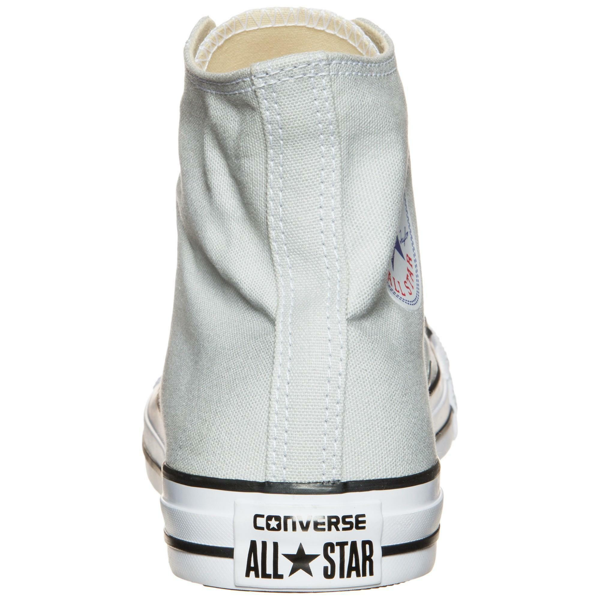 converse converse all star chuck tylor hi scarpe sportive uomo tela grigie 151170c