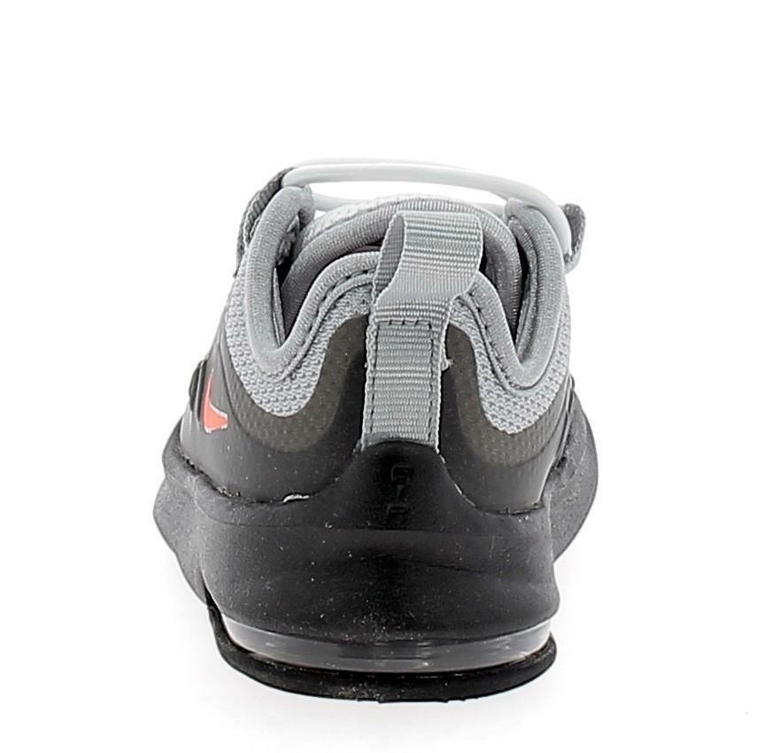 nike nike air max axis td scarpe sportive bambino grigie ah5224003