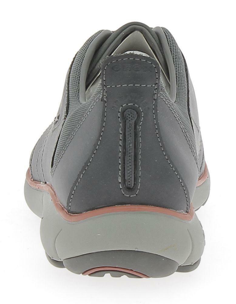 geox geox nebula f scarpe uomo grigio antracite
