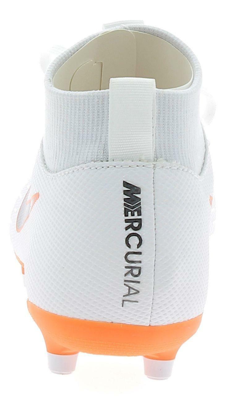 nike nike jr superfly academy gs mg scarpini calcio bambino bianchi ah7337107