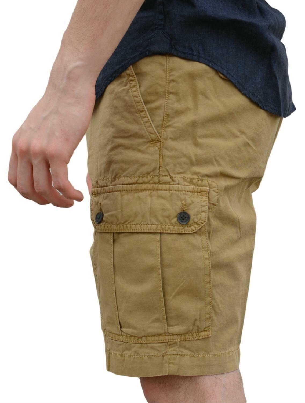 timberland timberland smu cargo pantaloncini uomo beige a1tdh918