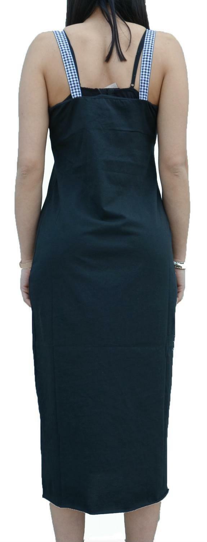 converse vestito donna nero 7434a03