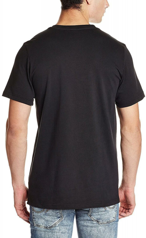 adidas adidas pdx classic tee t-shirt uomo nera bs2809