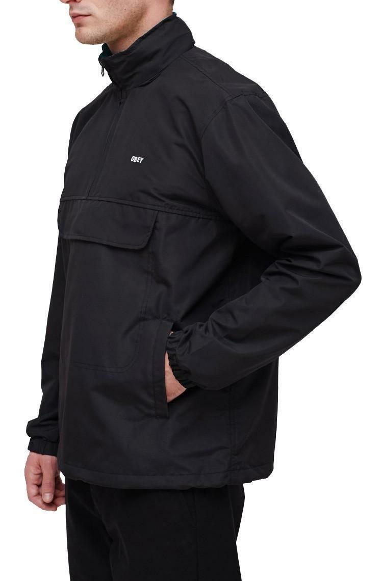 obey obey runround giacchetto marsupio uomo nero 121800312