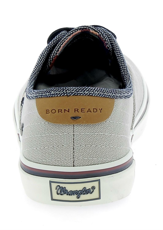 wrangler wrangler legend board scarpe sportive uomo grigie wm181010