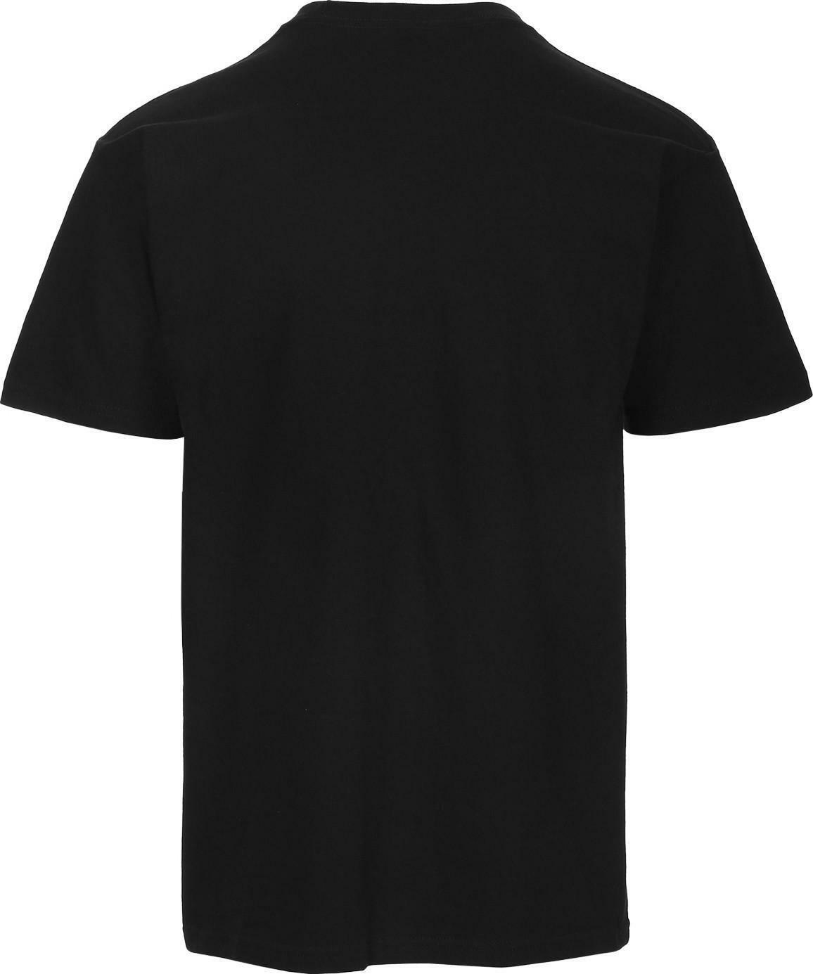 obey obey no cuffs t-shirt uomo nera 221180183