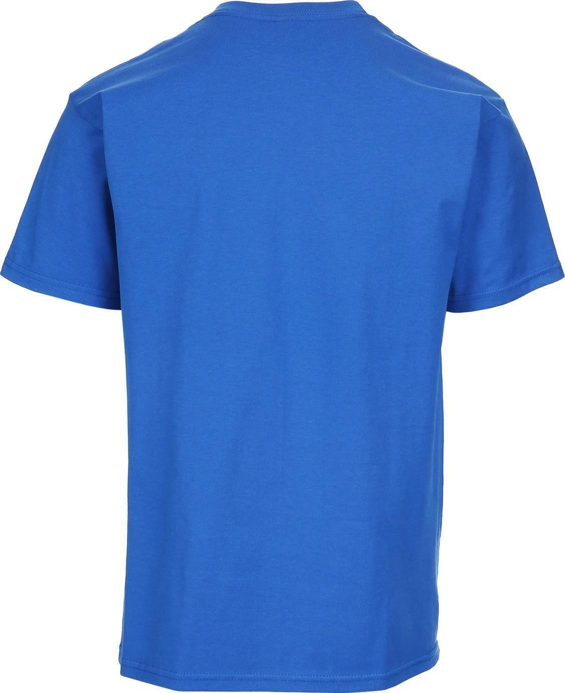 obey obey we go again t-shirt uomo blu 221180181
