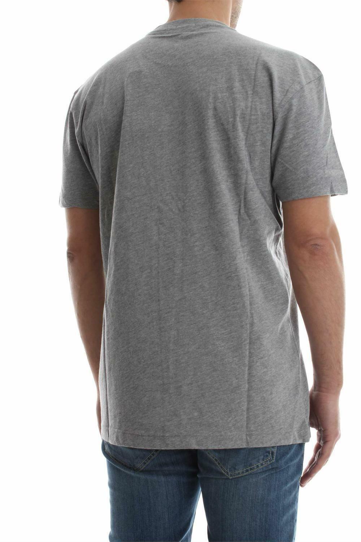 napapijri napapijri simbai t-shirt uomo grigia n0yhmy160