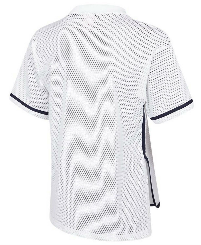 nike nike t-shirt mesh donna bianca 893673100