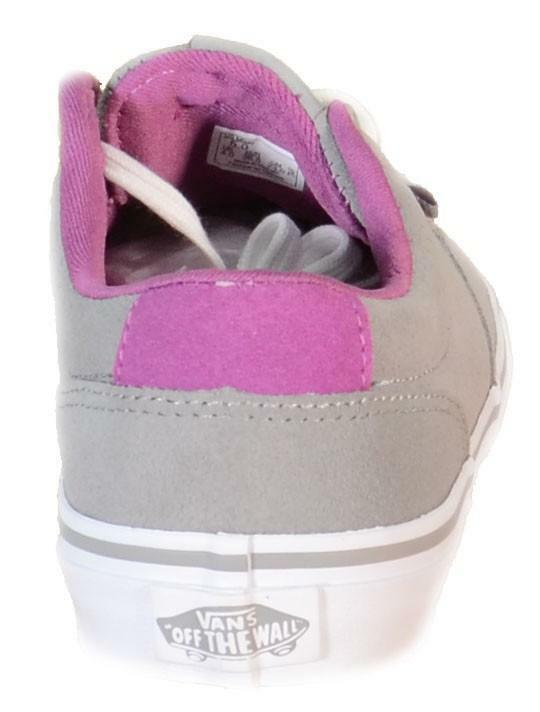 vans vans winston scarpe sportive donna grigie pelle vo6gl0