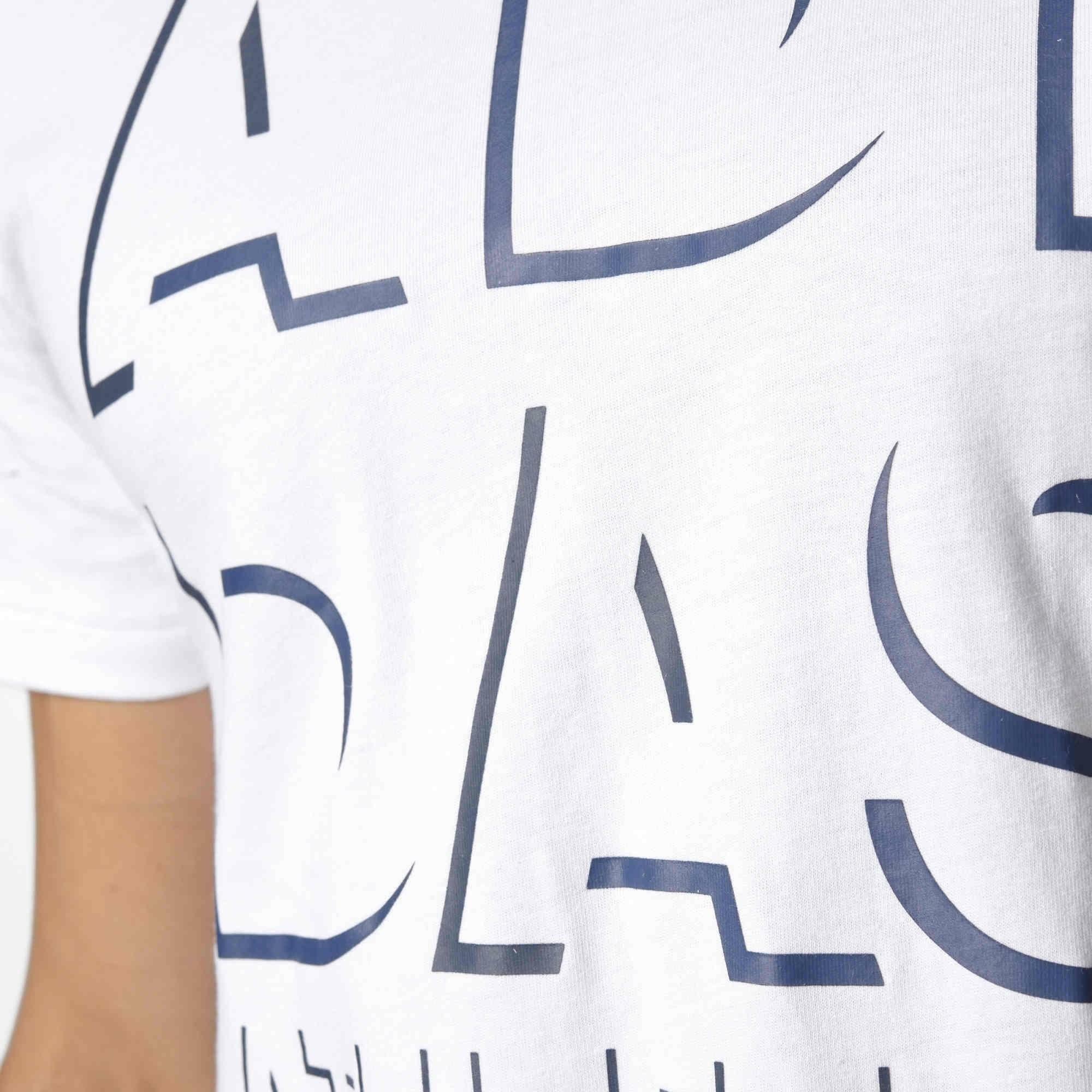 adidas adidas athletics t-shirt uomo bianca b45733