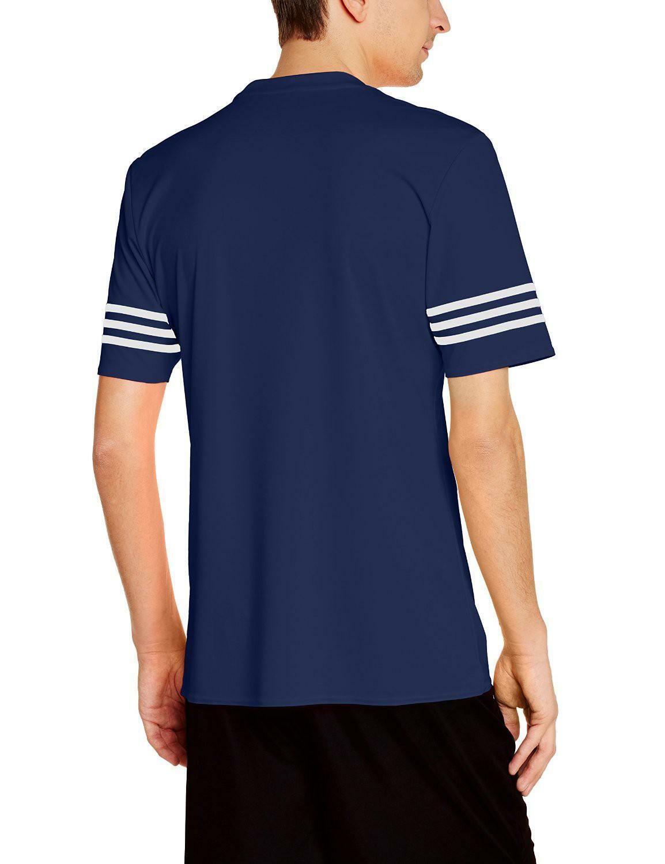 adidas entrada 14 jsy t-shirt bambino blu f50487