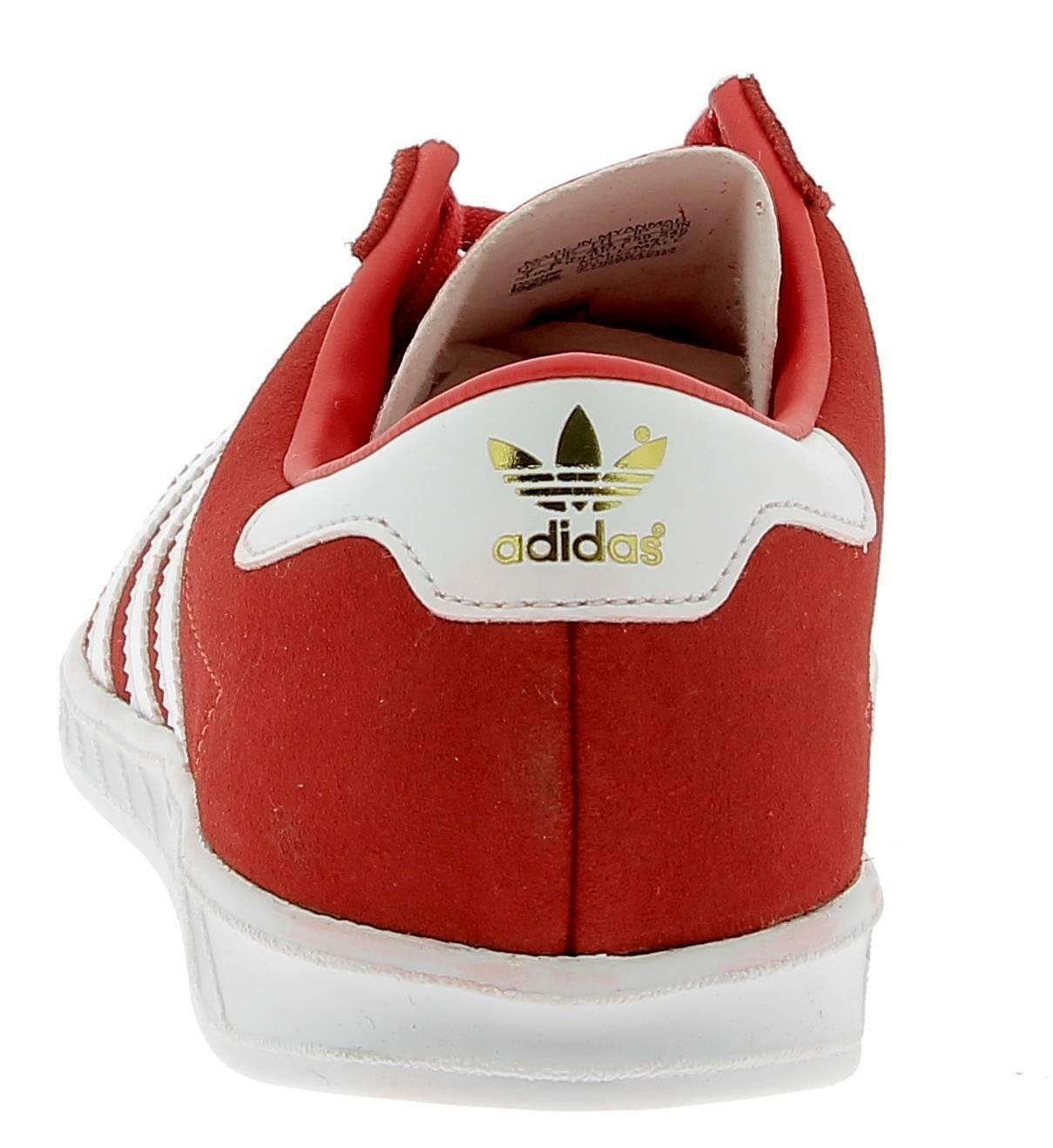 adidas adidas hamburg scarpe sportive uomo rosse