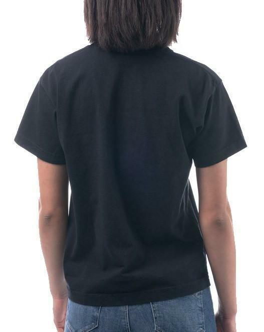 obey obey novel t-shirt donna nera 266851274blk