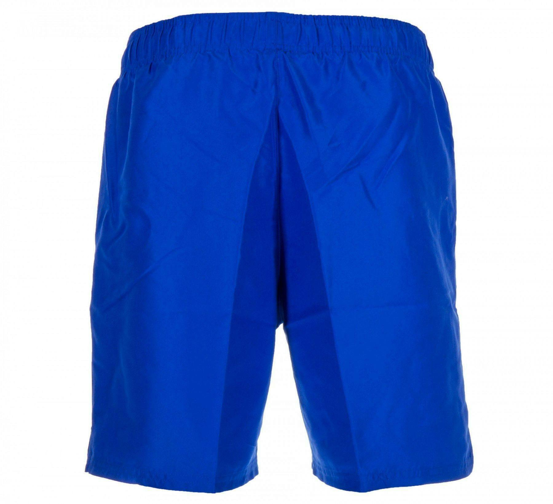 nike nike 7 volley short costume uomo blu ness8510-416