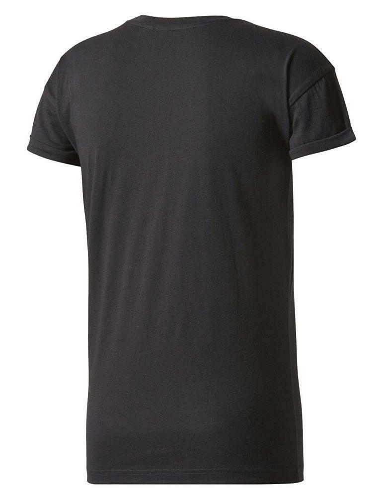 adidas adidas category ath m t-shirt uomo nera