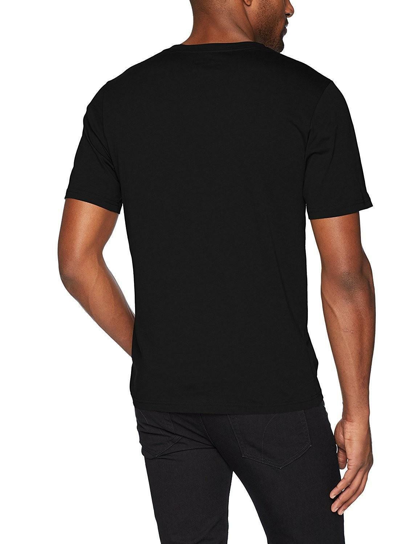 converse converse graphic t-shirt uomo nera 5902a01