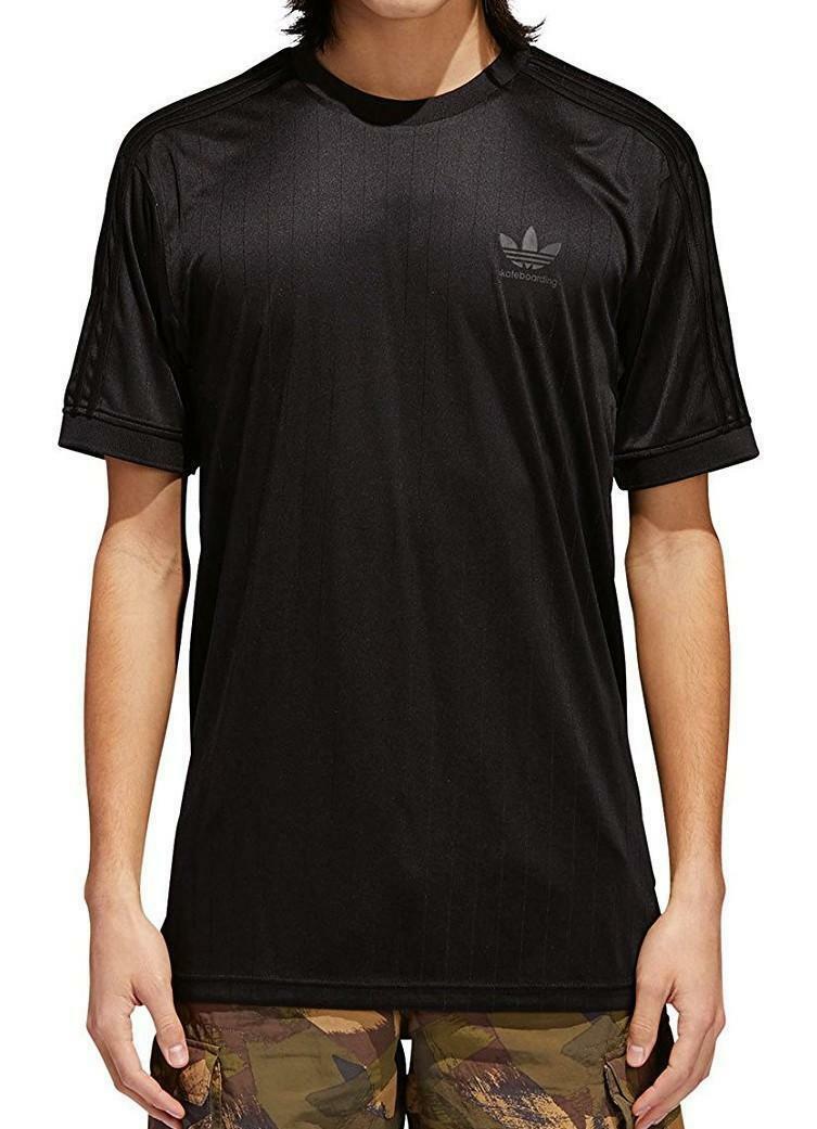 adidas adidas clima club jers t-shirt nera uomo cf5798