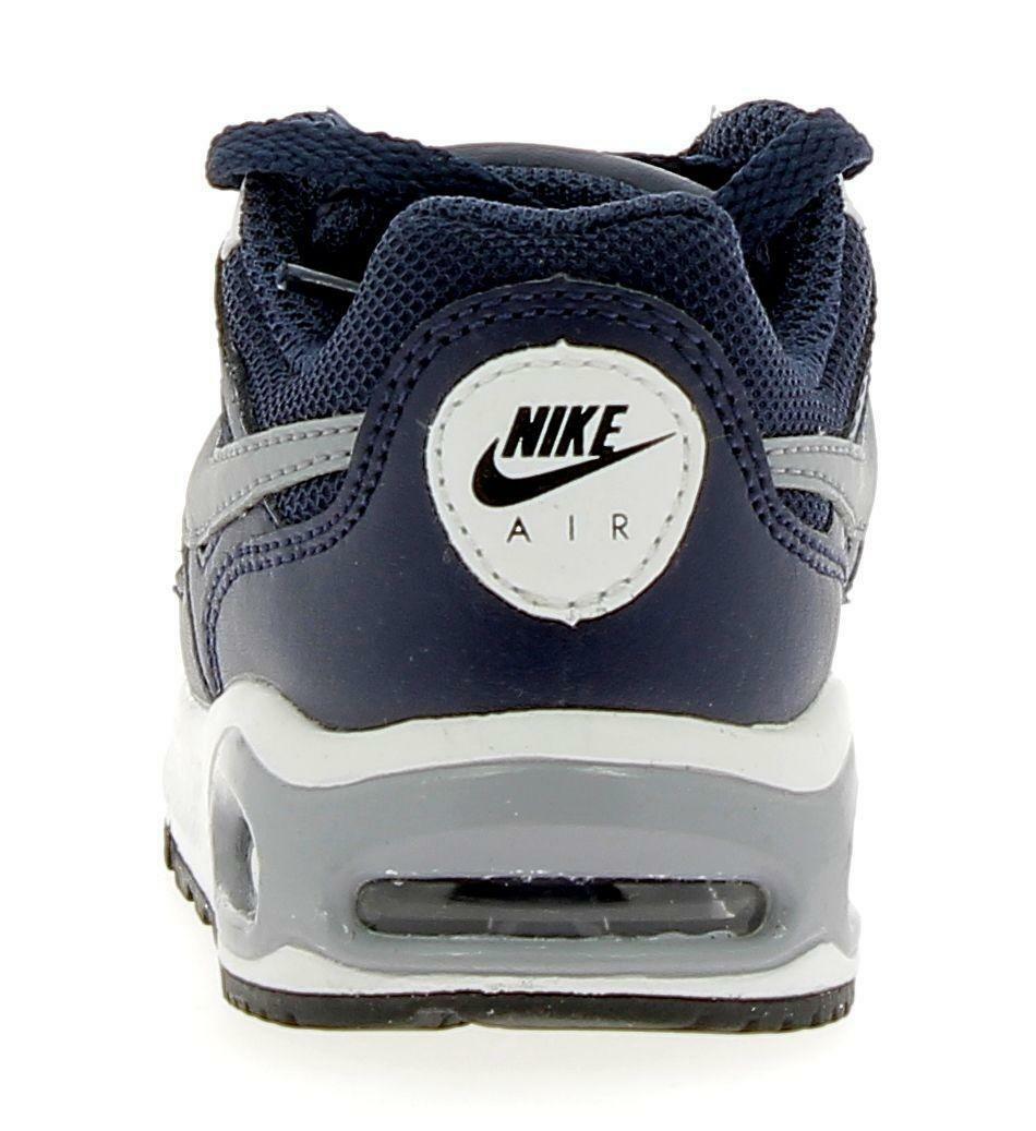 nike nike air max ivo (td) scarpe sportive blu