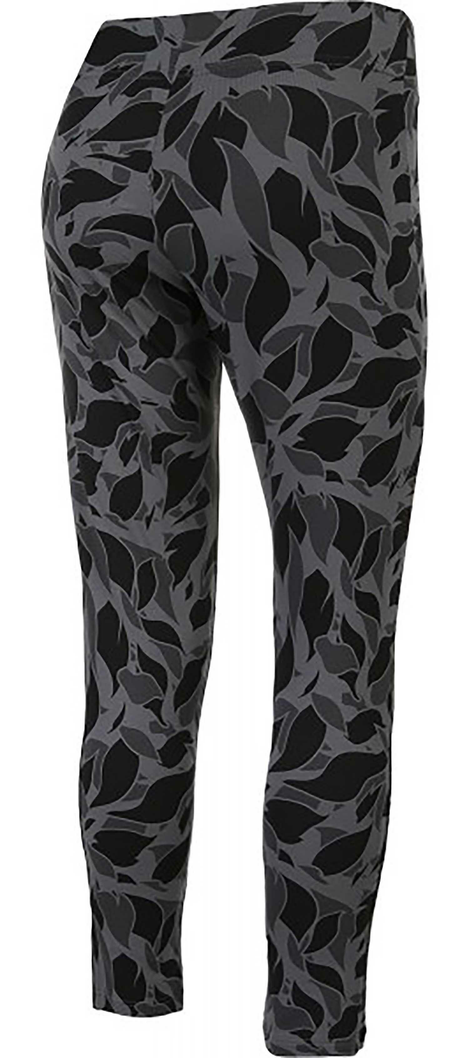 adidas adidas w ess aop tight leggings donna grigi cw9134