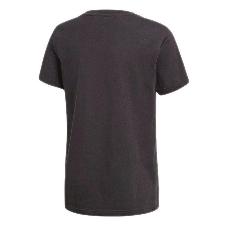 Details zu ADIDAS J Trf T Shirt Schwarzes Kind CF8545