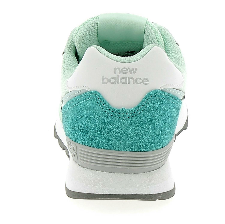 new balance 574 verde acqua