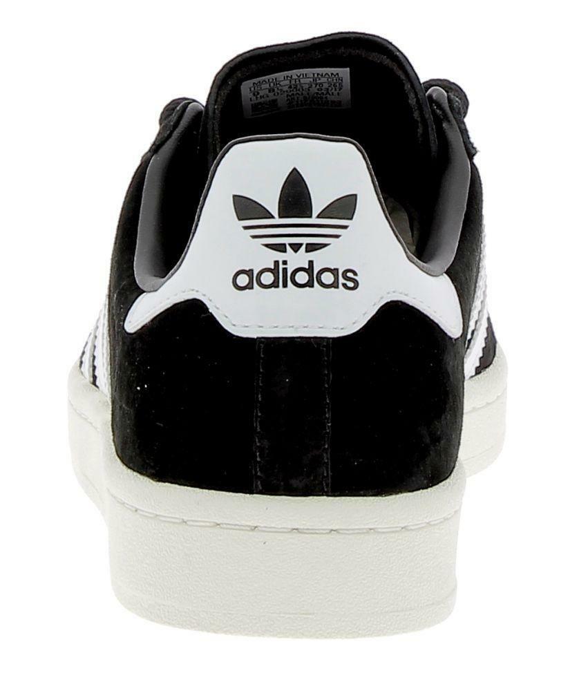 adidas adidas campus scarpe sportive uomo nere bz0084