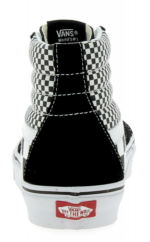 vans vans sk8-hi scarpe sportive uomo scacchi vn0a38geq9b