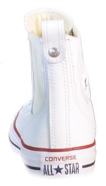 converse ct chelsee hi scarpe donna bianche pelle 549710c