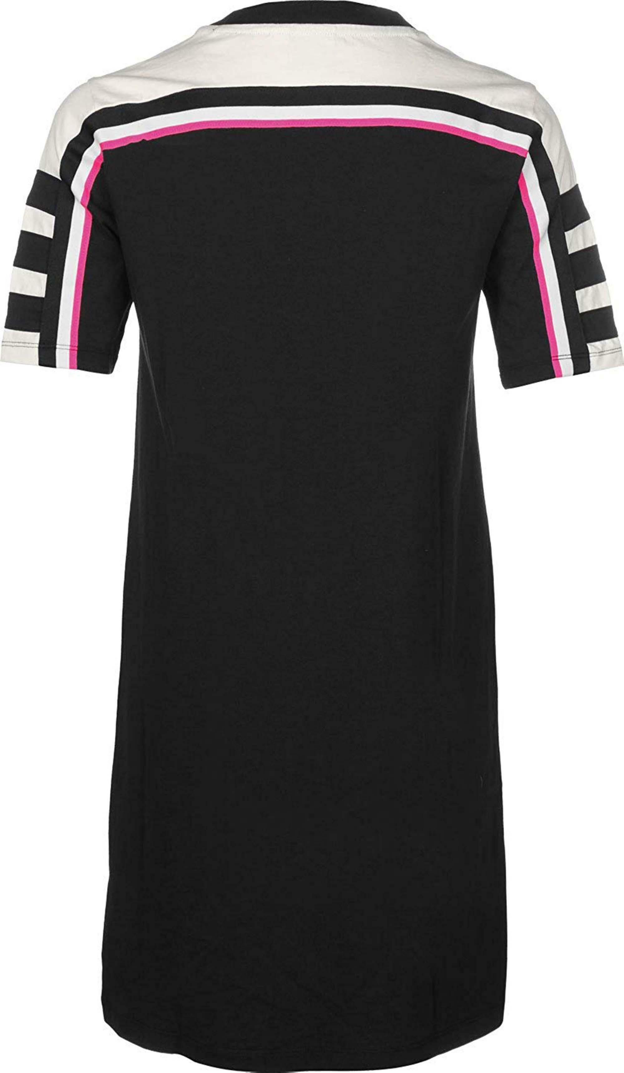 adidas adidas tee vestito donna nero dh4190