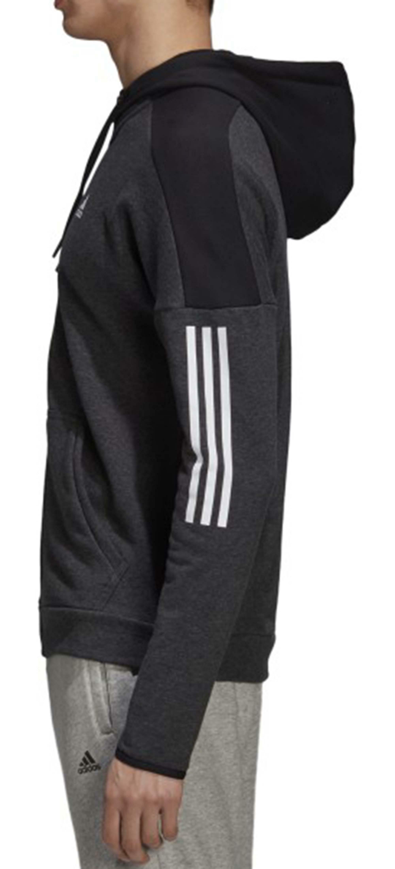 adidas adidas sid logo giacchetto uomo nero dm2804