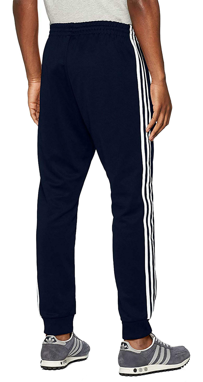 adidas adidas sst tp pantaloni tuta uomo blu dh5834