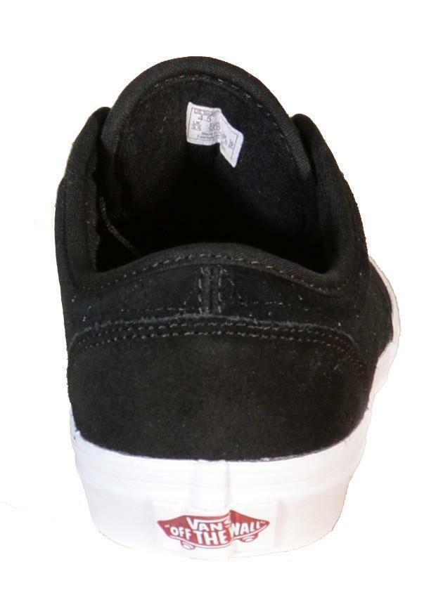 vans vans atwood scarpe sportive donna nere pelle znrgu7