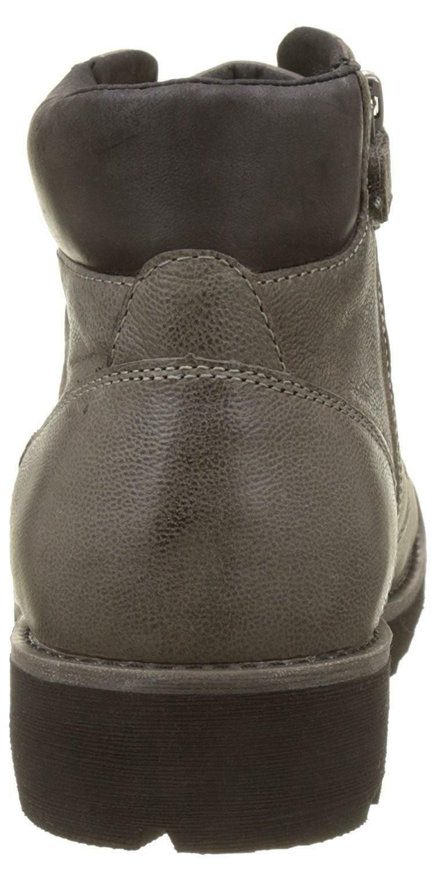 geox geox j axel b. scarponcini bambino grigi
