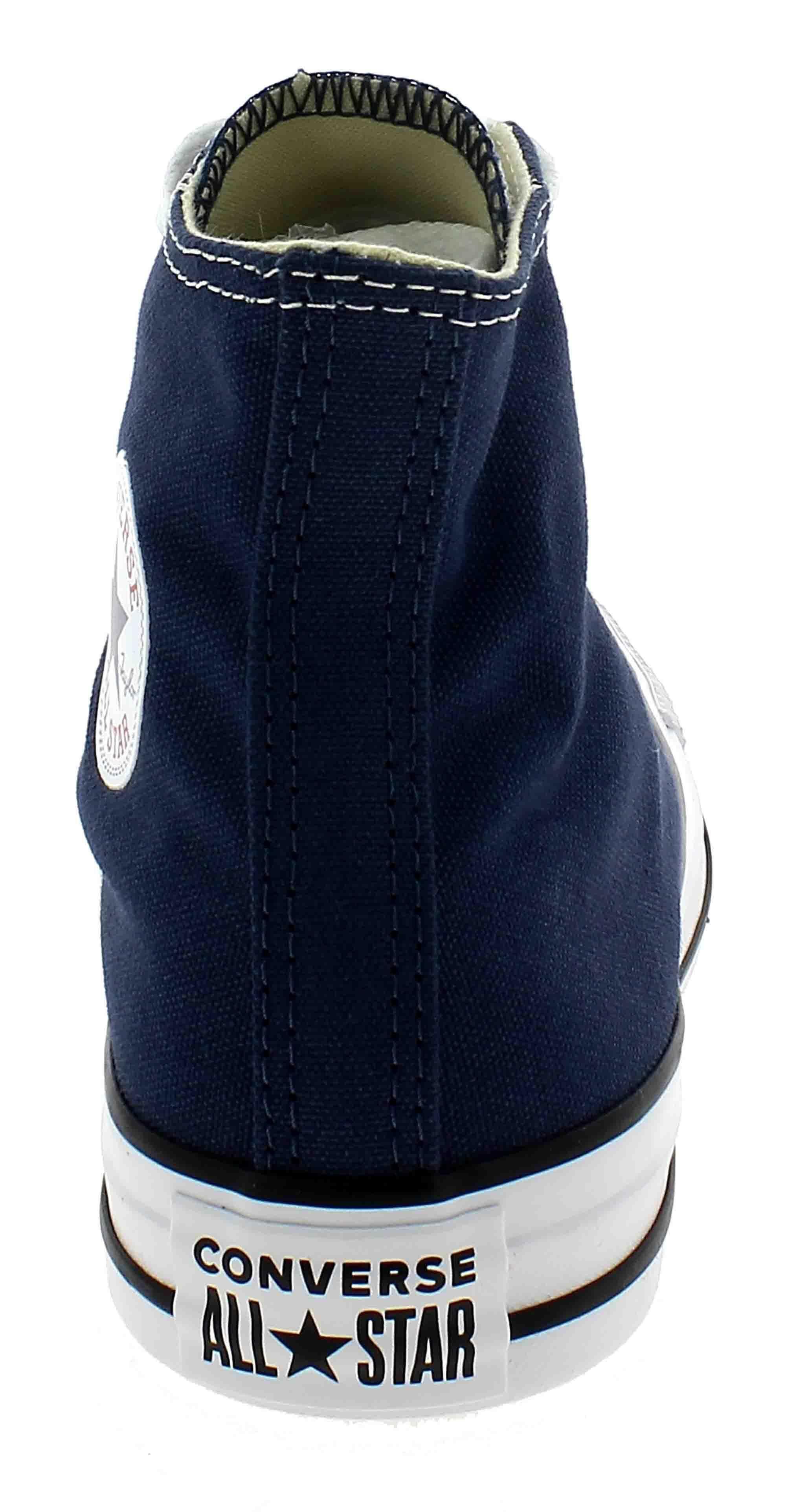 converse converse all star hi scarpe sportive alte blu navy m9622c