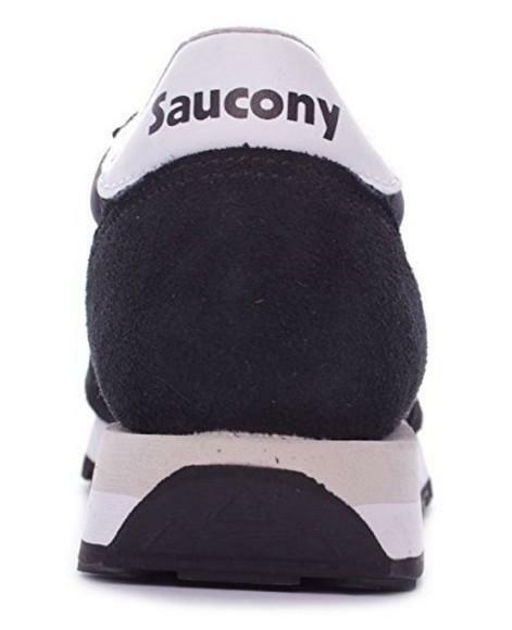 saucony jazz original scarpe sportive donna nere bianche
