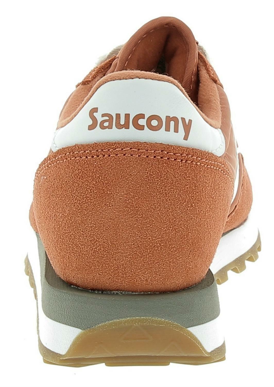 saucony saucony jazz original scarpe sportive donna salmone