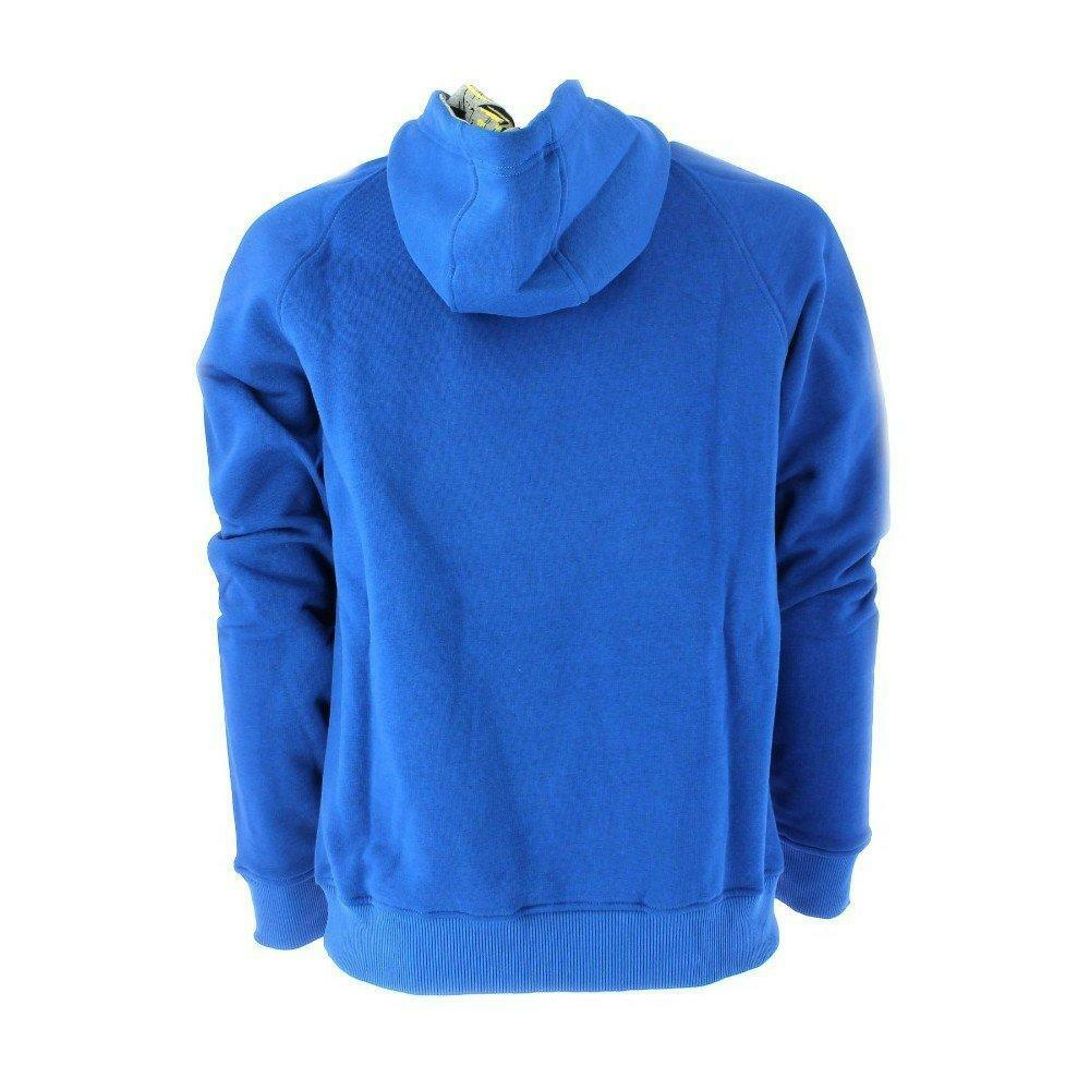 new era new era felpa uomo blu sa visor po hoody