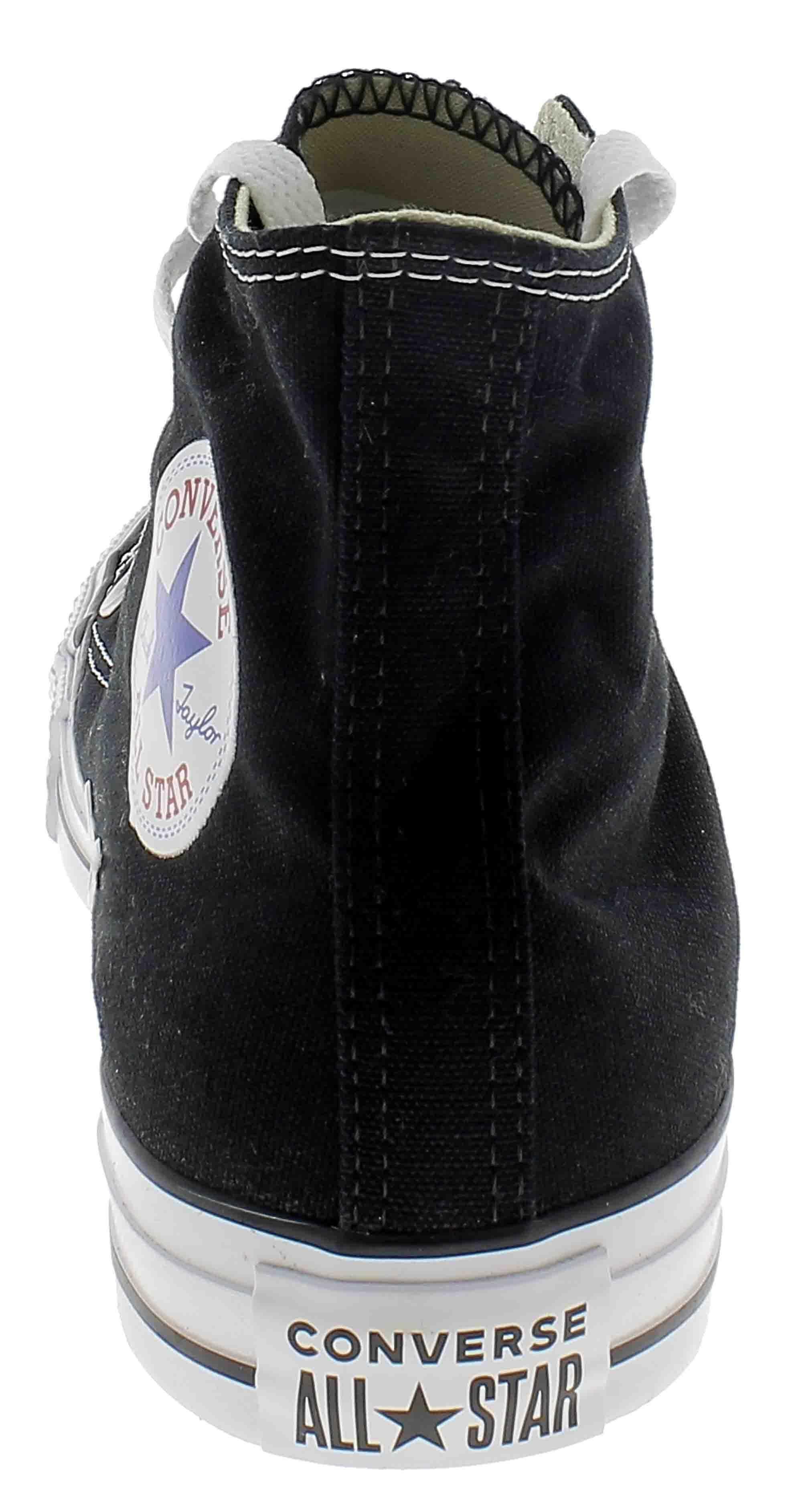 converse converse all star hi scarpe sportive alte nere m9160