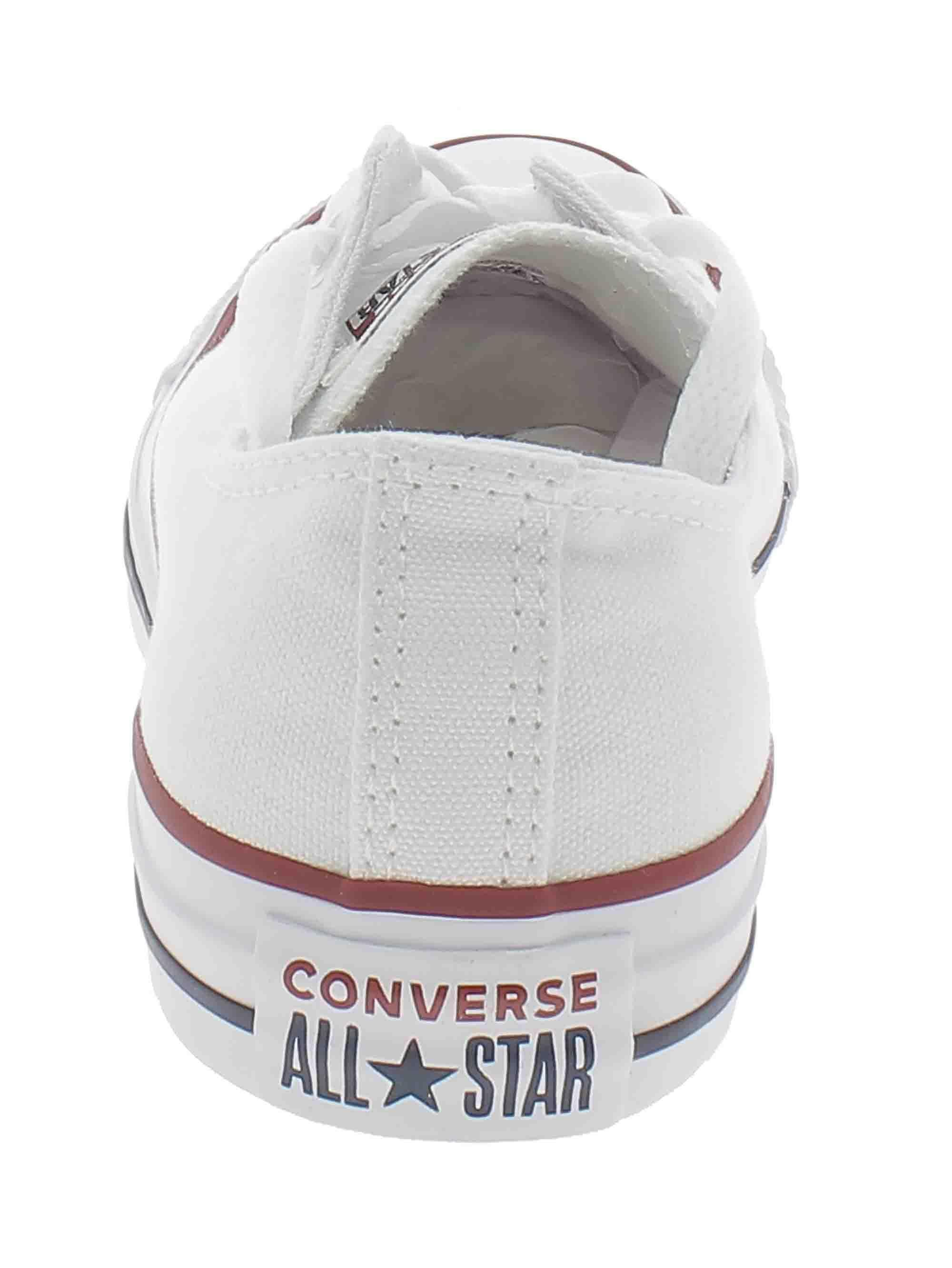 Converse Optical All Star Scarpe Ox Bianche Sportive M7652c Basse x4xrw17t