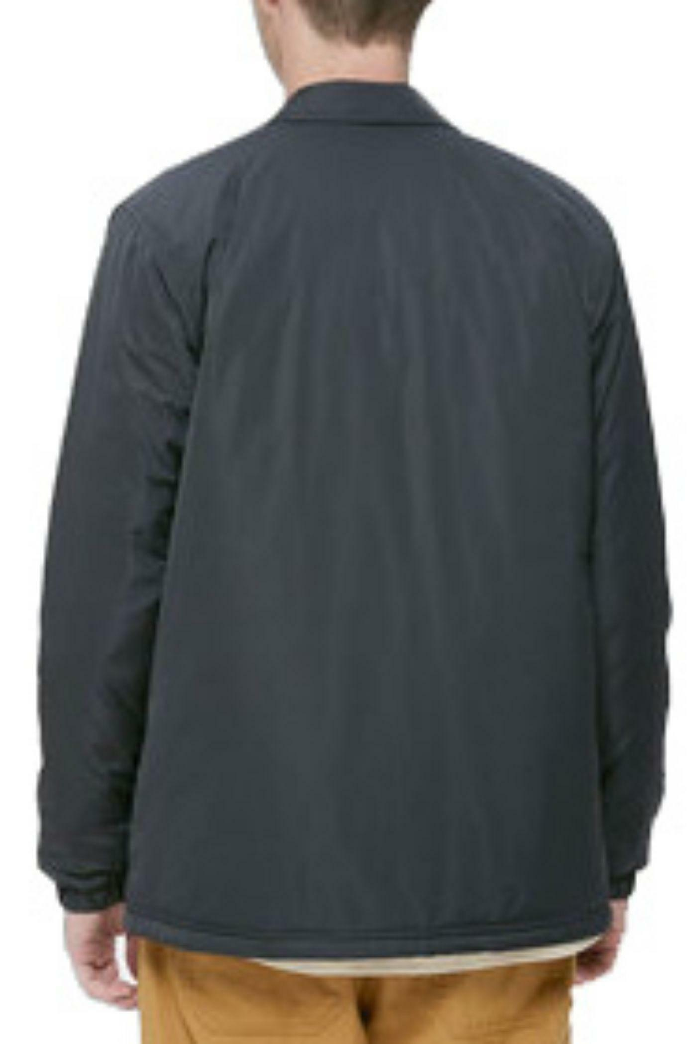 obey obey sanction jacket giacchetto uomo nero
