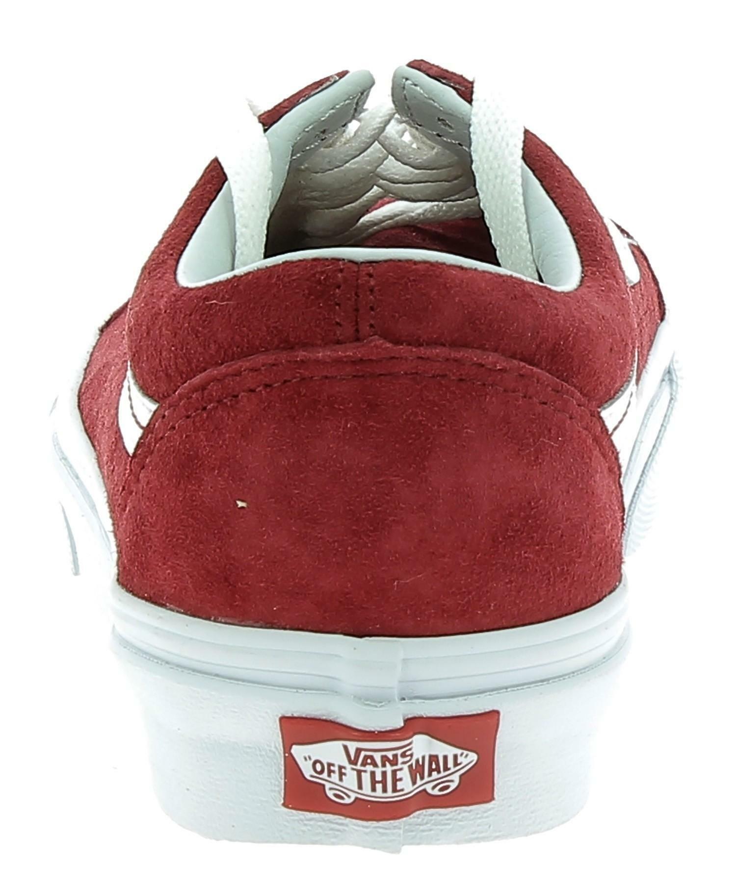 vans vans old skool scarpe sportive bordeaux 38g1u5m