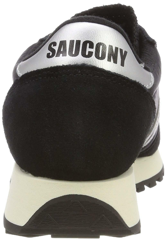 saucony saucony jazz original vintage scarpe sportive uomo nere s7036810