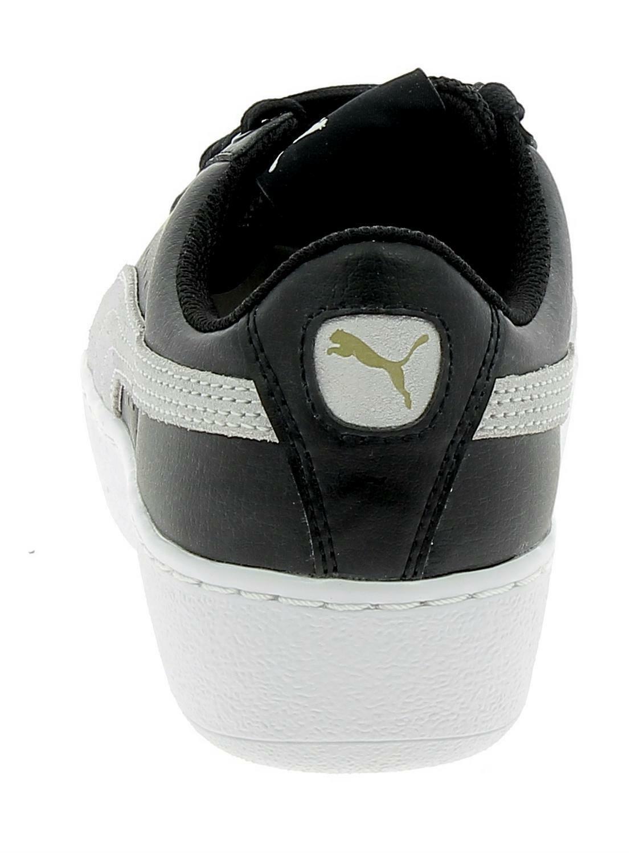 puma puma vikky platform scarpe sportive nere 36489301