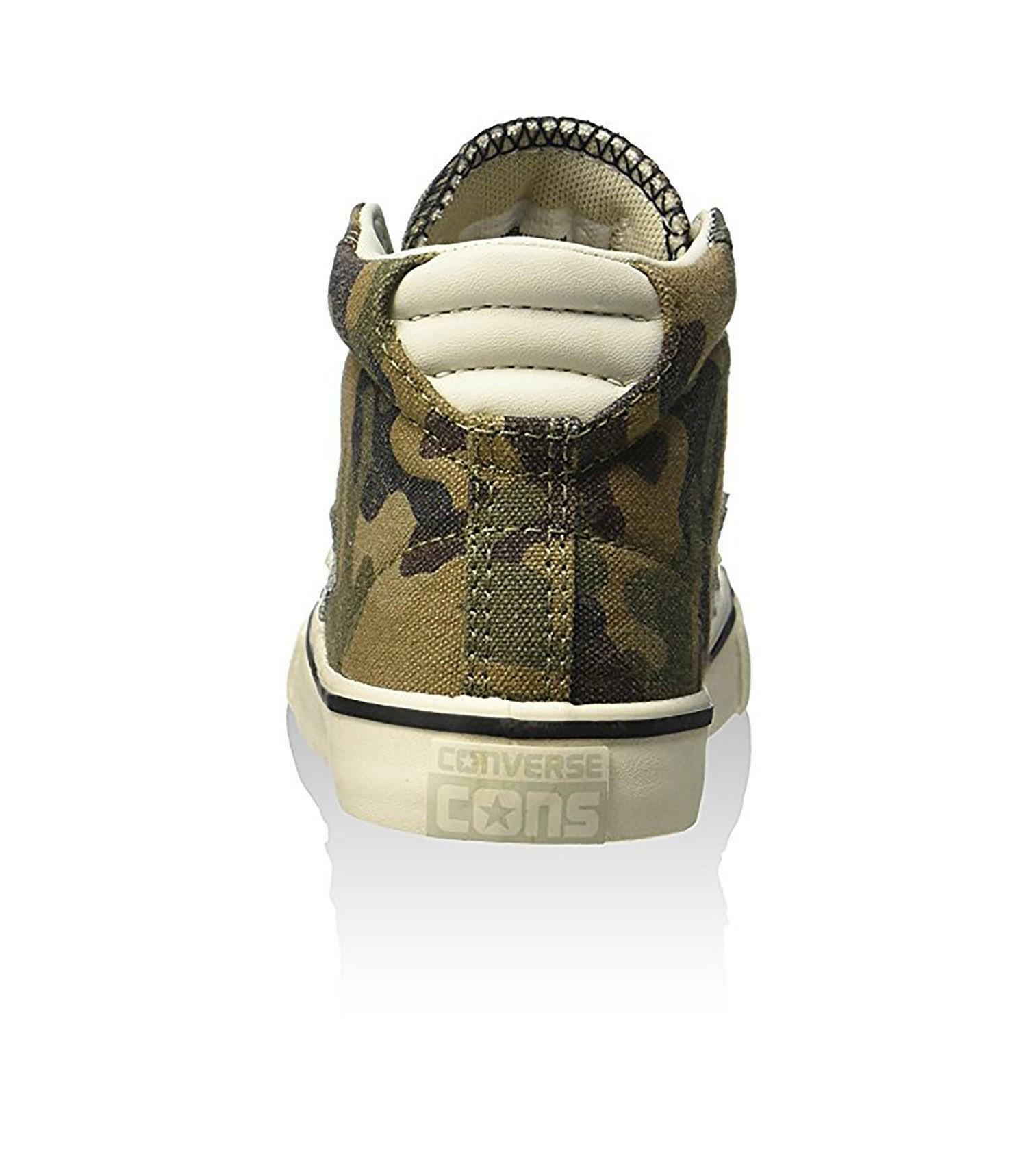 converse pro lthr vulc m scarpe sportive verdi 643778c