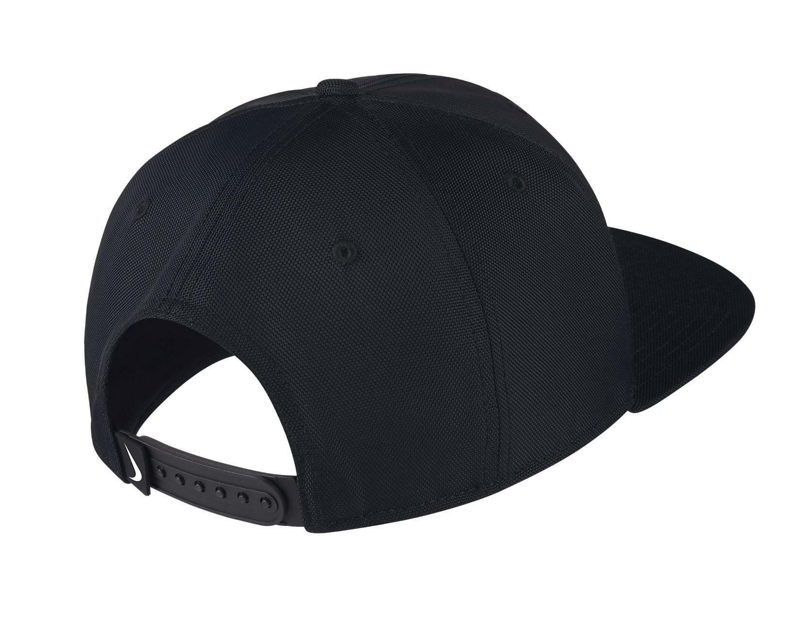 nike nike sportswear pro cappello nero