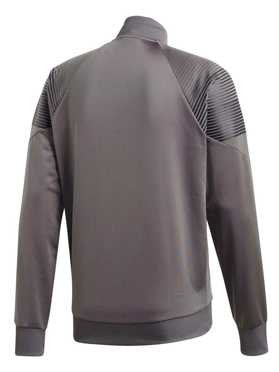 adidas adidas fc bayern monaco giacca sportiva grigia cw7332