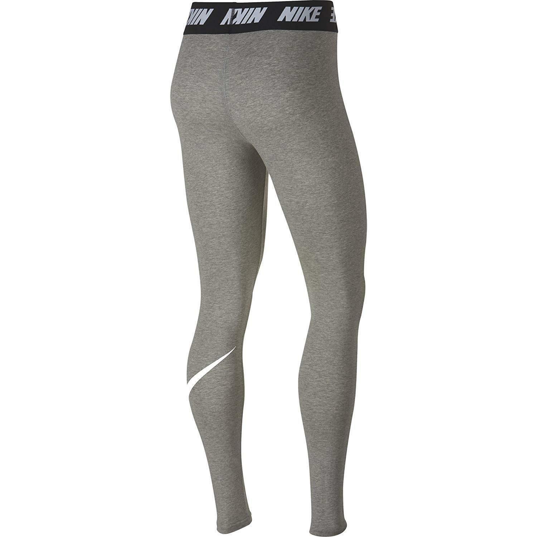 nike nike leggings donna grigi ah3362063