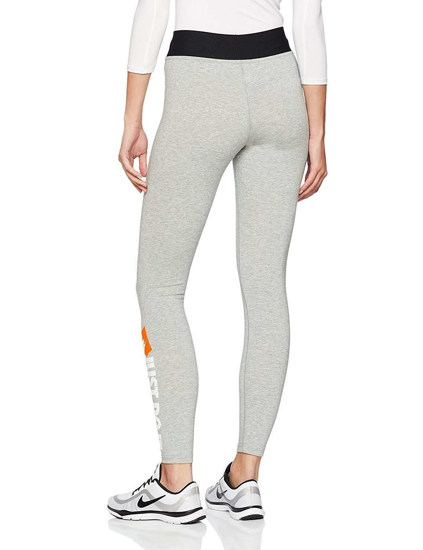 nike nike leggings donna grigi aq0245063